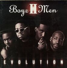 Boyz II Men Evolution CD Nathan Seasons of Loneliness All Night Long