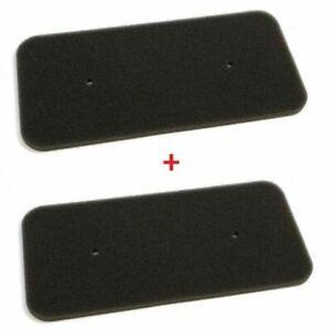 Hoover Dynamic Next Tumble Dryer Foam Filter Sponge Filters x 2