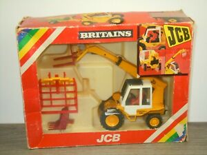 JCB Loadall 520.4 - Britains 9519 in Box *50704