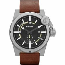 NEW DIESEL DZ4270 MENS BAD COMPANY WATCH - 2 YEAR WARRANTY