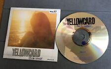 Yellowcard Ocean Avenue - 2003 Promo Enhanced CD 13 Tracks.