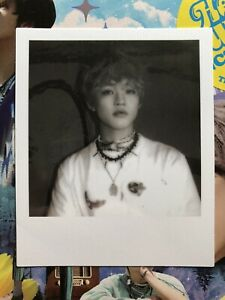 NCT Dream Hello Future Polaroid Photocard - CHENLE