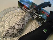 "Z-Hunter Zombie Combat Sawback Kukri Bowie Machete Knife 5mm Full Tang 113GY 15"""