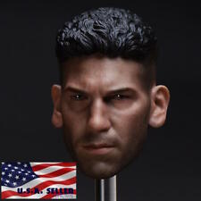 1/6 Punisher Head Sculpt Jon Bernthal For Hot Toys TBLeague Male Figure ❶USA❶