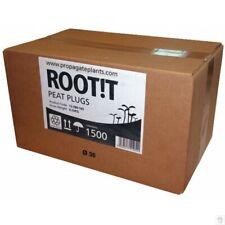 ROOT!T PEAT PLUGS