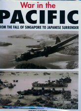 WWII-WAR IN THE PACIFIC -FROM THE FALL OF SINGAPORE TO JAPANESE SURRENDER - 2000