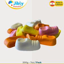 Ÿ‡Ÿ‡Lebanese Fruits Sugar Shoes Candies| Middle Eastern Snacks and Sweets Online