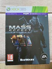 Mass Effect Trilogy Xbox 360 5-Disc Video Game Box Set VGC
