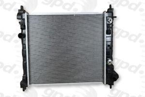 Radiator Global 13342 fits 13-15 Chevrolet Spark