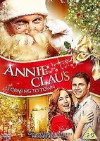 Annie Claus Est Coming Pour Town Neuf DVD Région 2