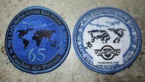 "Aufnäher ""Combat Air Patrols 34 MQ-1/31 MQ-9 CAPs"" (Drohnen)"