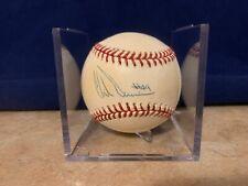 Chilis Davis San Francisco Giants Autographed Rawlings Baseball W/ ASCF COA
