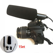 Replacement For Sony Ecm-Xm1 Sharp Directivity Clip-On Microphone Accessories