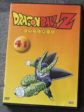 Dragon Ball Z,  episodes 161 à 164 - vol 41 , DVD