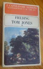 TOM JONES  di HENRY FIELDING  - SANSONI -  1966