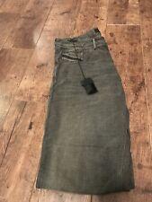 New Mens Diesel Black Gold Jeans 32w 34L Rrp £390 crazy 99p start!!