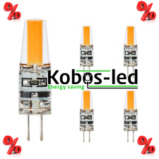 G4 LED 220V,Kobos-led® 5er Pack,2W Ersetzt 20W leuchtmittel,kaltweiß,Lampe,COB