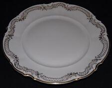 Hutschenreuther Bavaria Dinner Plate  - Gold Trim Design#40