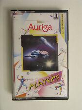 Auriga - PLAYERS - SPIELE MC für C64 C128 Anleitung in 6 Sprachen GAME ON TAPE