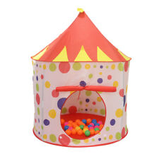 Portable Indoor Outdoor Pop Up Play Tent Childrens Kids Playhouse Toy Ball Pit