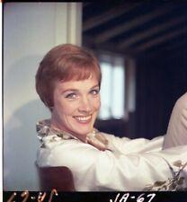 Julie Andrews Striking Vivid Color Sound of Music era original Camera Negative