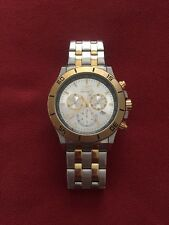 Invicta 0390 Trinite 2 Men Sport Chrono Tachymeter Watch Water Resist Orgi. $595