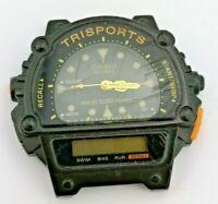 Partial Casio Trisports Vintage Digital Watch for Parts or Restoration (i45)