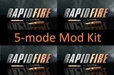 5-Mode, Rapid Fire Stealth Mod Kit for Xbox 360 Controller, Buy 2 Get 1 free