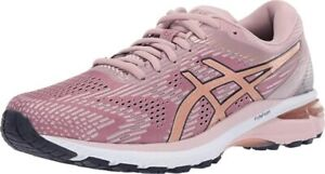 ASICS Women's GT-2000 8 Running Shoes, Watershed Rose/Rose Gold, 7 D(W) US