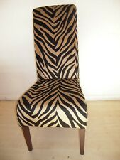 Dining Room Animal Print Chairs For Sale Ebay
