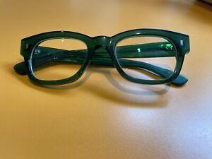 Cutler and Gross Designer Optical Glasses Spectacles model 0772