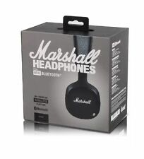 New MARSHALL Mid Over-Ear Bluetooth Headphones Wireless Headset Remote Mic