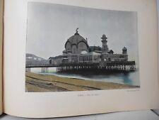 nice : Gravure 19° in folio couleur /LE CASINO