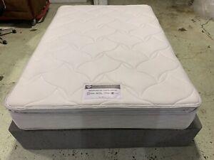 Sealy Advantage 1550 Gel Pillowtop Mattress Double 4FT 6 RRP £1199