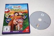 Kleine Einsteins Disney  Volume 08 - Tierisch unterwegs  DVD Musik 4 Geschichten