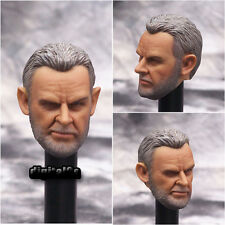 1:6 V HOT Custom Male Sean Connery Head Sculpt 1/6  Fit for Phicen Body figure