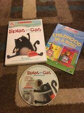 SPLAT THE CAT Rare OOP Scholastic Treasures Free Shipping!!!
