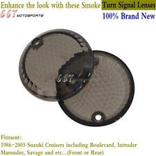 Lens Cover Turn Signals Light For 1998-2003 Suzuki Intruder 1500 / VL1500 New