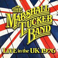 The Marshall Tucker Band - Live In The UK 1976 (NEW CD)