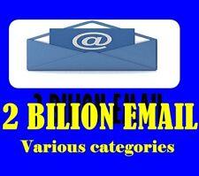 2 Billion Company Email Database Marketing List