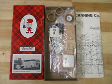 Campbell Scale Models Popo-agie Canning Co. #452 HO 1:87 Scale