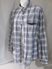 L Mens Shirt,Long Sleeve  Daniel Cremieux  Lighweight , & POcket , #27