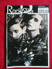 rivista ROCKERILLA LUGLIO/2010 Iamx Brendan Perry Books Priska Ufomammut No cd