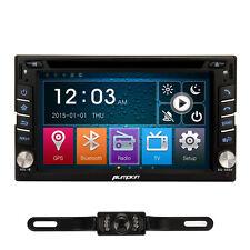 "Camera 6.2"" Car DVD CD Player Radio GPS Sat Nav RDS Touchscreen Digital DVB-T TV"