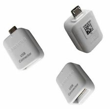 Genuine Samsung Micro USB OTG to USB 2.0 Connector Adapter For S5 S6 S7 Edge+