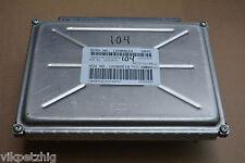 BUICK GM CHEVY CADILLAC COMPUTER ENGINE CONTROL ECU ECM MODULE UNIT PCM 12209624