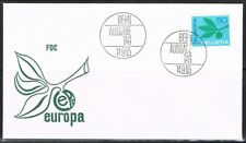 [CF7023a] Suiza 1965, FDC Serie Europa (NS)