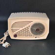 🔅 Ancien poste de radio marque Radiola Type RA 125 w