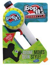 Hasbro bop-it! Fresstyle Spiel für Kinder C1379100, Partyspiel Kreativität, NEU
