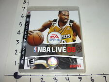 EA Sports NBA Live 08 / Sony Playstation 3 (PS3) - Kevin Durant rookie Xcellent